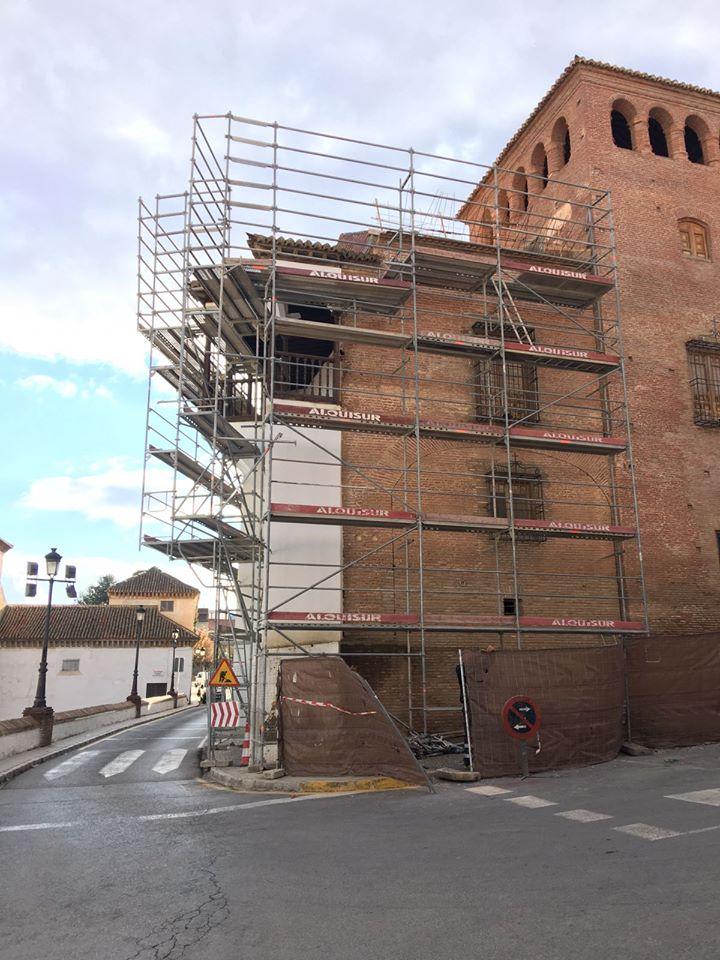 fachada restauracion